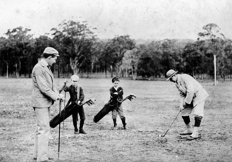 1920s golfers